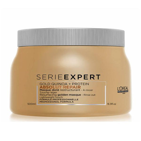 L'Oreal Serie Expert Absolut Repair Resurfacing Golden Masque | Active Care Store