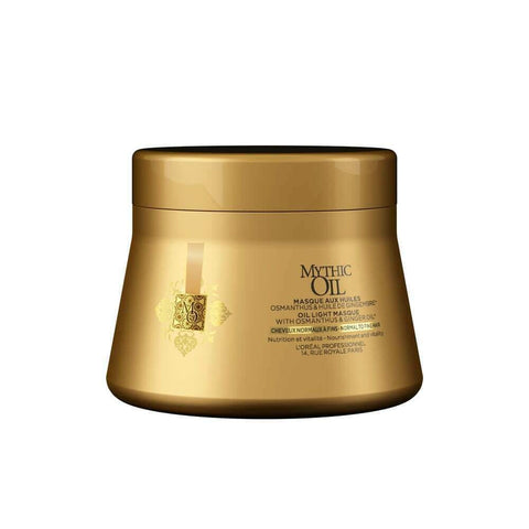 Loreal Mythic Oil Light Masque Normal To Fine Hair | Active Care Store