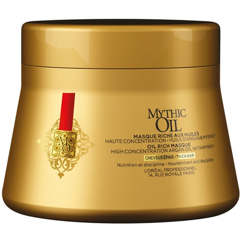 500 ml Loreal Mythic Oil Mask For Thickness Hair | Active Care Store
