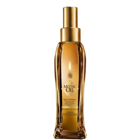 A bottle of Loreal Mythic Oil Huile Original | Active Care Store