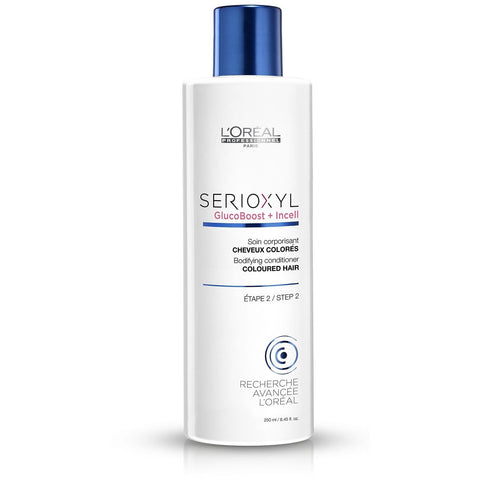 Loreal Serioxyl Glucovoost +Incell Coloured Thinning Hair Step 2