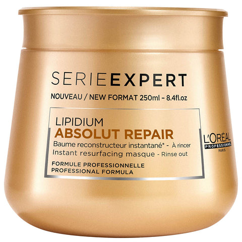 Loreal Se Absolut Repair Lipidium Mask 250 ML:Hair Care