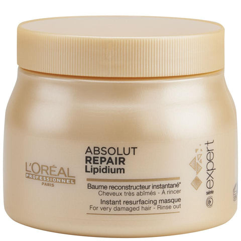 Loreal Se Absolut Repair Lipidium Mask 500 ML:Hair Care