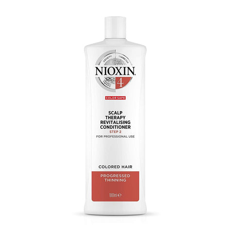 Nioxin System 4 Scalp Revitalizing Conditioner For Colored Hair