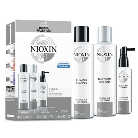 Nioxin System 1 Hair Starter Kit
