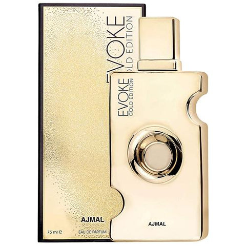 Ajmal Evoke Gold Eau De Parfum For Women