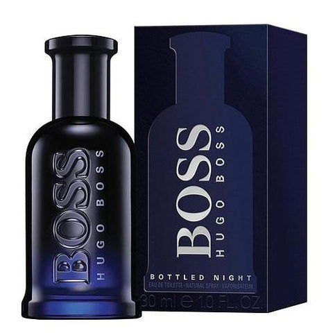 Hugo Boss Bottled Night Eau De Toilette For Men