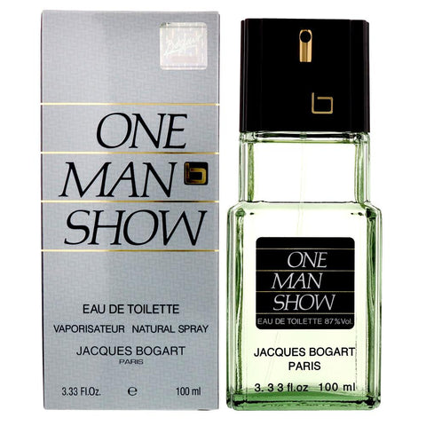 Jacques Bogart One Man Show Edt Men