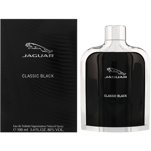 Jaguar Classic Black Edt Men