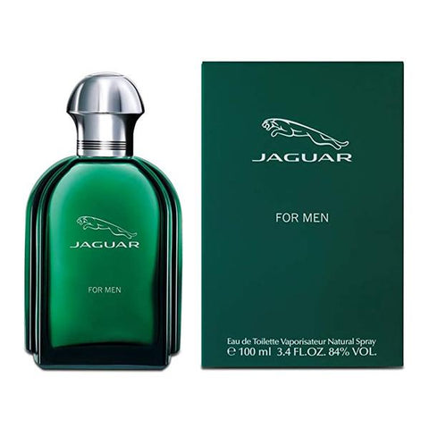 Jaguar Green Edt Spray for Men