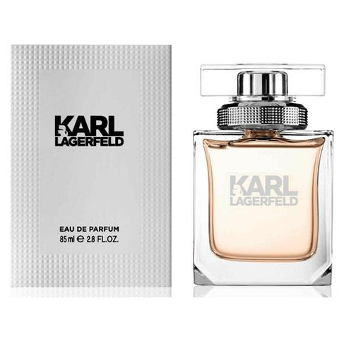 A 85ml bottle of Karl Lagerfeld EDP for Women