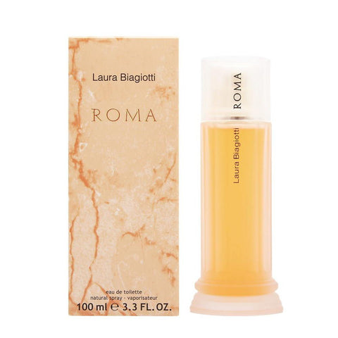 Laura Biagiotti Roma Eau De Toilette For Women