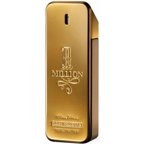 100 ml Bottle of Paco Rabanne One Million Eau De Toilette For Men | Active Care Store
