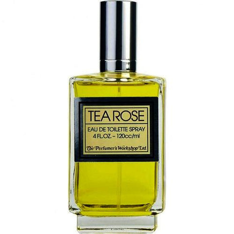 Perfumers Workshop Tea Rose Eau De Toilette For Women
