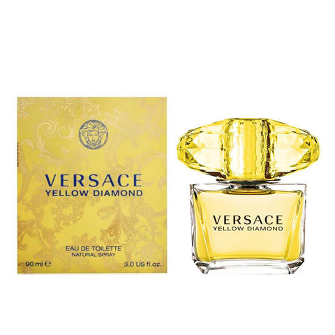 Versace Yellow Diamond Edt Women