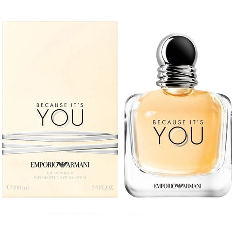 Armani Emporio Because Its You EDP For Women | Active Care Store