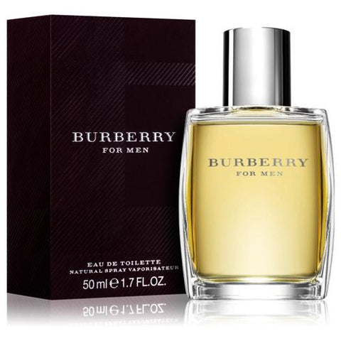Burberry Classic Orginal Eau De Toilette For Men