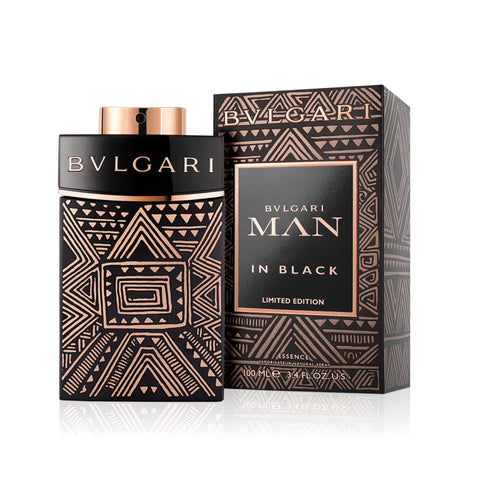 Bvlgari Man In Black Limited Edition Edp Men