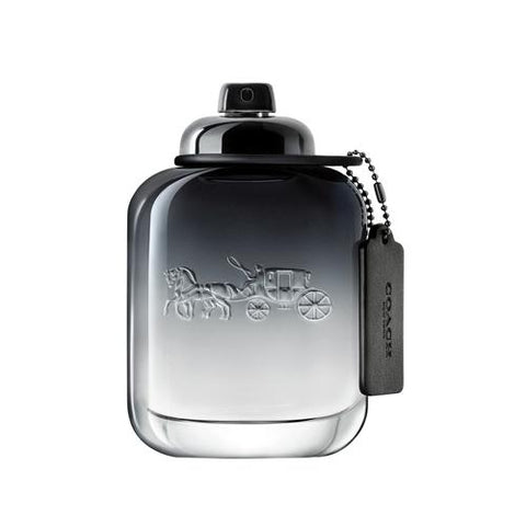 A bottle of Coach New York Eau De Toilette Spray For Men | Active Care Store