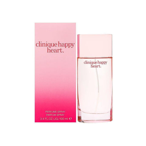 A 100 ml bottle of Clinique Happy Heart Perfume For Women | Active Care Store