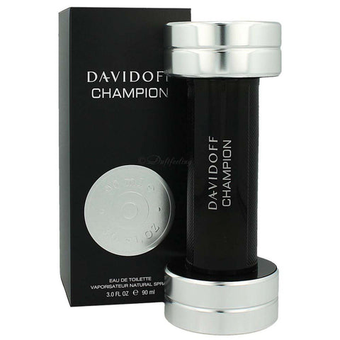 Davidoff Champion Edt For Men:Fragrance