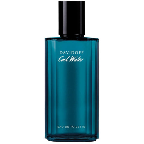 A bottle of Davidoff Cool Water Eau De Toilette For Men | Active Care Store
