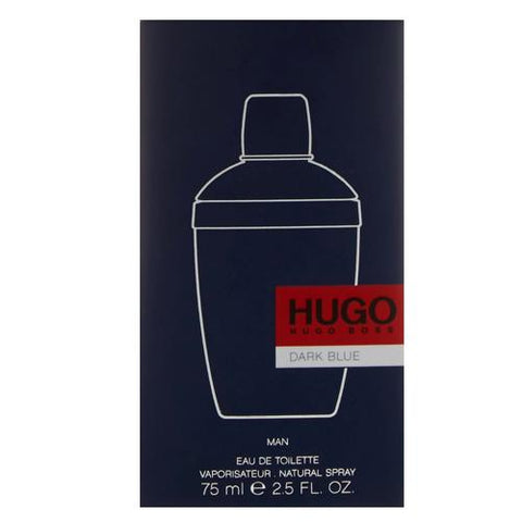Hugo Boss Dark Blue Edt Spray For Men