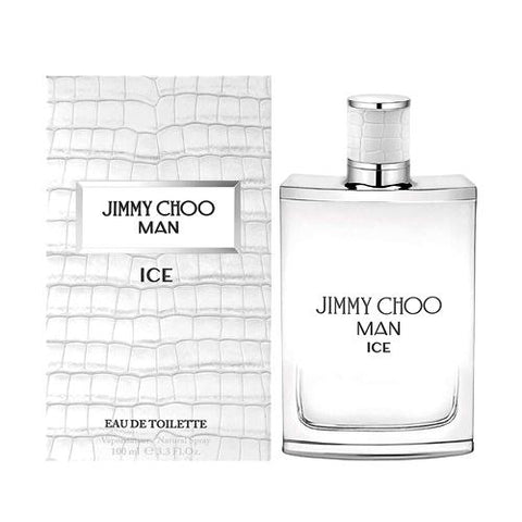 A 100 ml Bottle of Jimmy Choo Man Ice EDT for Men | Active Care Store