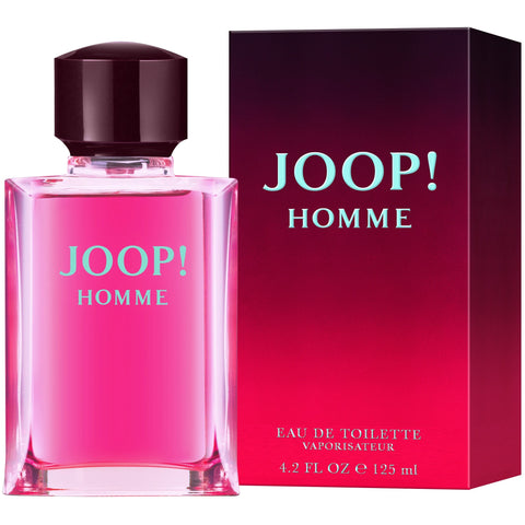 A 125 ml bottle of Shop Joop Homme Eau de Toilette For Men | Active Care Store