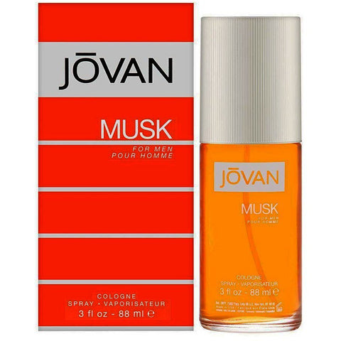 Jovan Musk Cologne Men