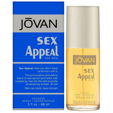 Jovan Sex Appeal Edc Men