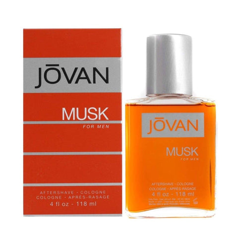 Jovan Musk Aftershave