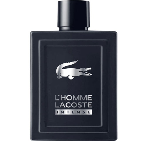 A 100 ml bottle of Lacoste L'Homme Intense EDT For Men | Active Care Store