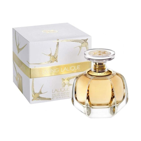 A 100 ml bottle of Lalique Living EDP For Women | Active Care Store