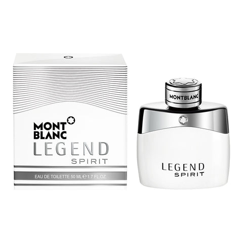 Mont Blanc Legend Spirit Edt For Men:Fragrance