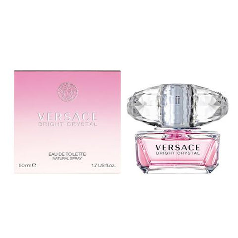 Versace Bright Crystal Edt Woman