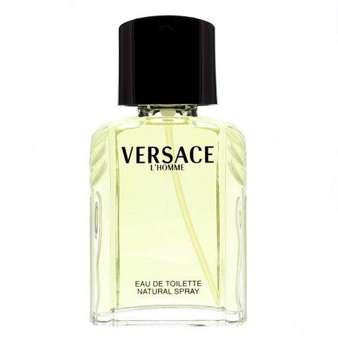 A 100 ml bottle of Versace L'Homme EDT For Men | Active Care Store