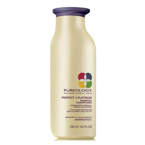 Pureology Perfect 4 Platinum Shampoo:Hair Care
