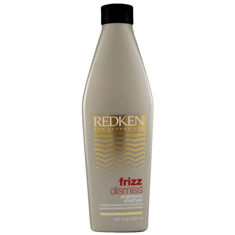A bottle of Redken Frizz Dismiss Sulfate-Free Shampoo | Active Care Store