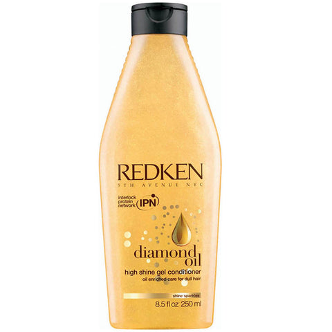 Redken Diamond Oil High Shine Conditioner:Hair Care