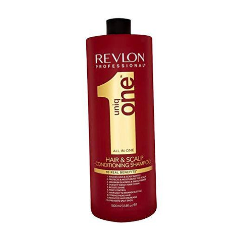Revlon Uniq One All In One Shampoo:Hair Care