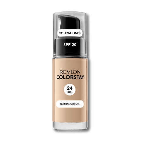 Revlon Colorstay Makeup Foundation for Normal & Dry - Spf 20 - Buff 150:Skin Care