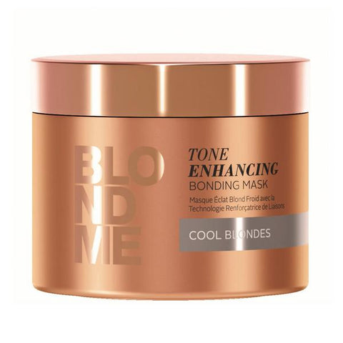Schwarzkopf Blonde Me Enhancing Cool Blondes Mask