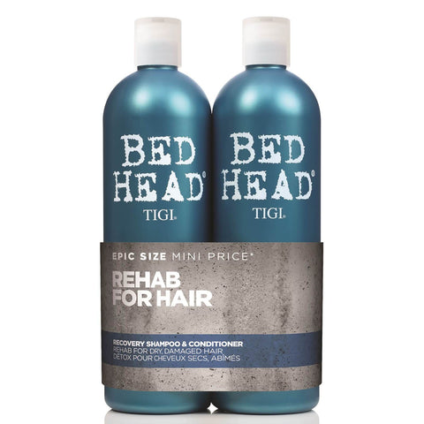 A set of Tigi Bed Head Urban Antidotes Recovery Tween 750 ML