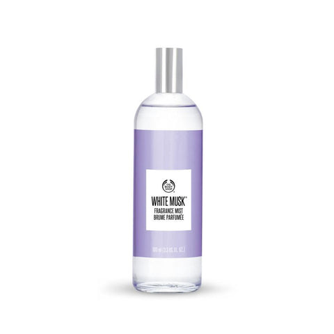 The Body Shop White Musk Fragrance Mist:Fragrance