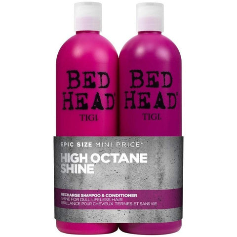 Tigi Bed Head recharge shampoo and conditioner