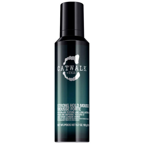 Catwalk by TIGI Strong hold mousse