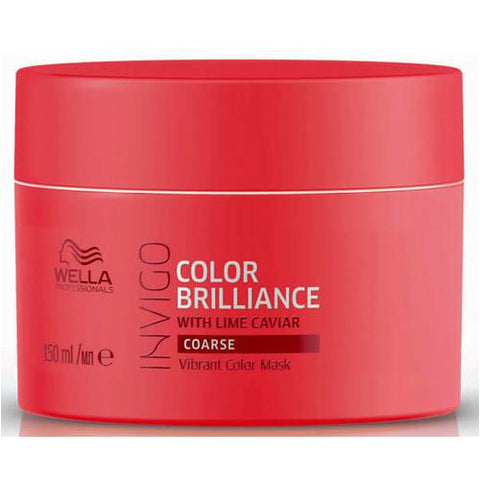 Wella Invigo Color Brilliance Vibrant Color Mask For Coarse Hair