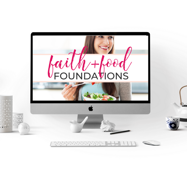 Faith + Food Foundations