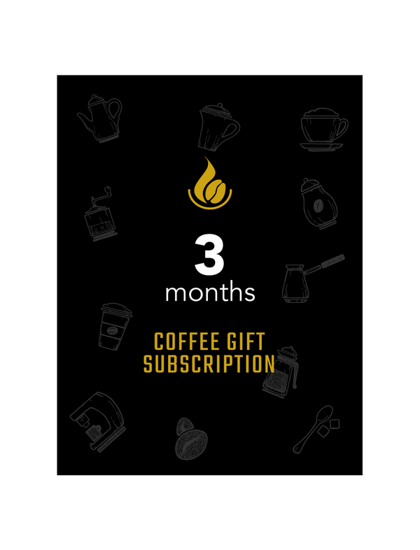 3 Month Prepaid Subscription